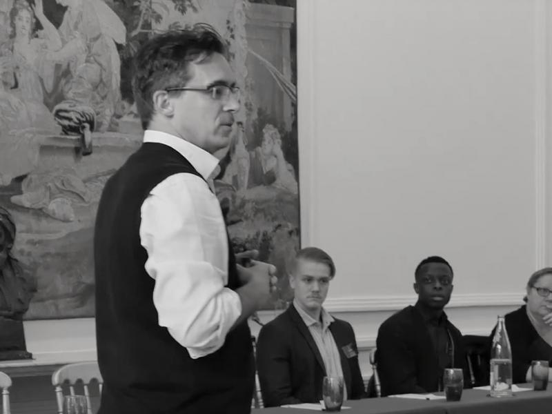 GIROUD CONSEIL : animation d'ateliers à l'Université FRANCE DEFI